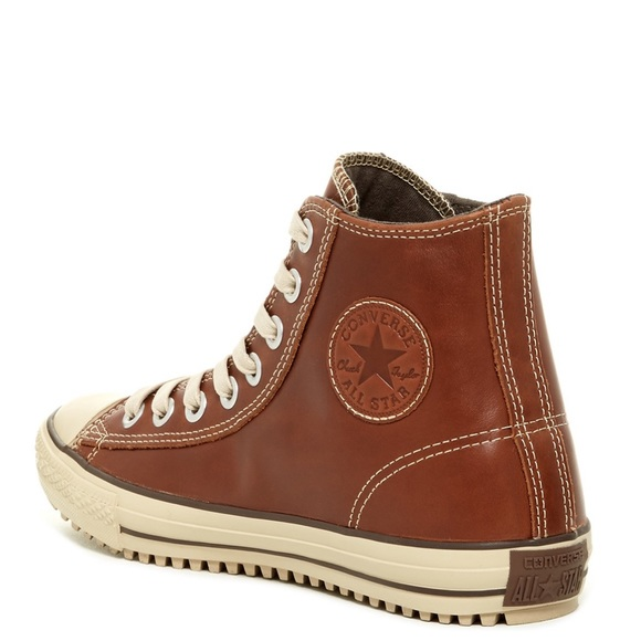Converse Men's Boot in Pine Cone